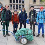 Herausforderung | Wandertage | Gruppe Ost