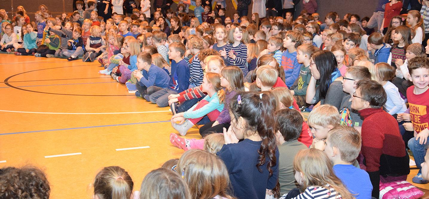 Gemeinschaftsschule | Aktiv-Schule Erfurt | Schüler