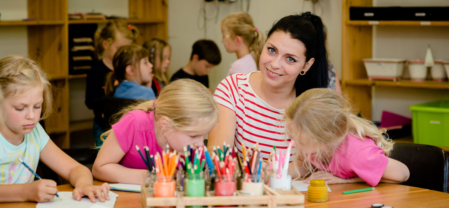 Gemeinschaftsschule | Aktiv-Schule | Hort | Ganztagsbetreuung