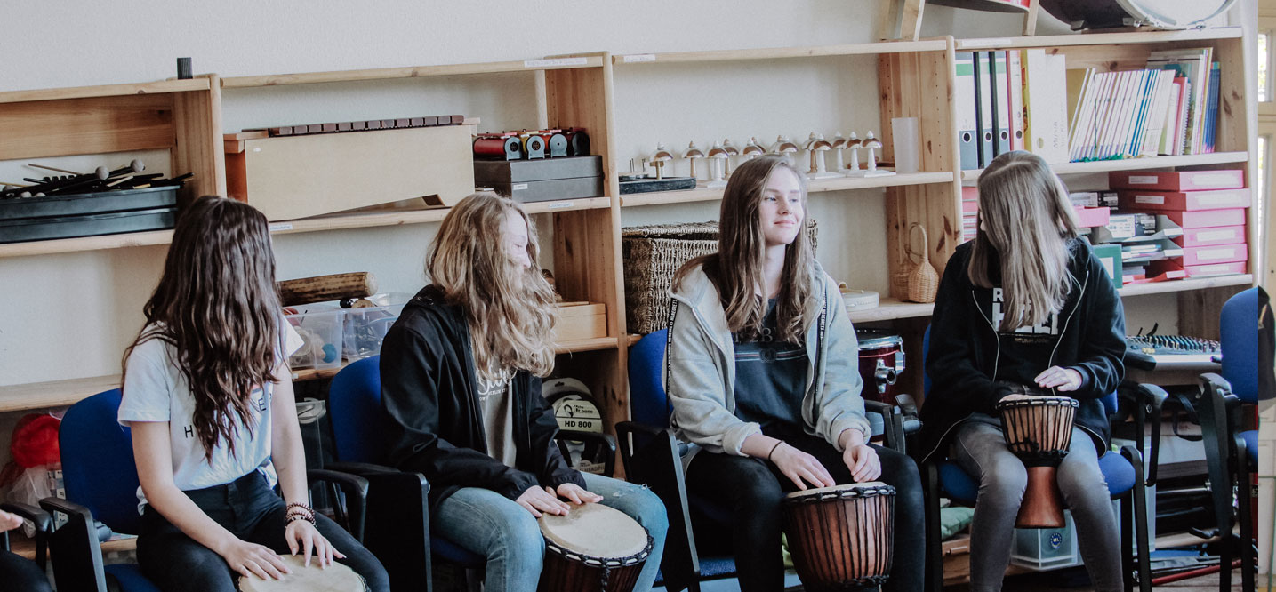 Gemeinschaftsschule | Aktiv-Schule | Obergruppen