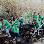 Gemeinschaftsschule | Aktiv Schule Erfurt | Schulgarten
